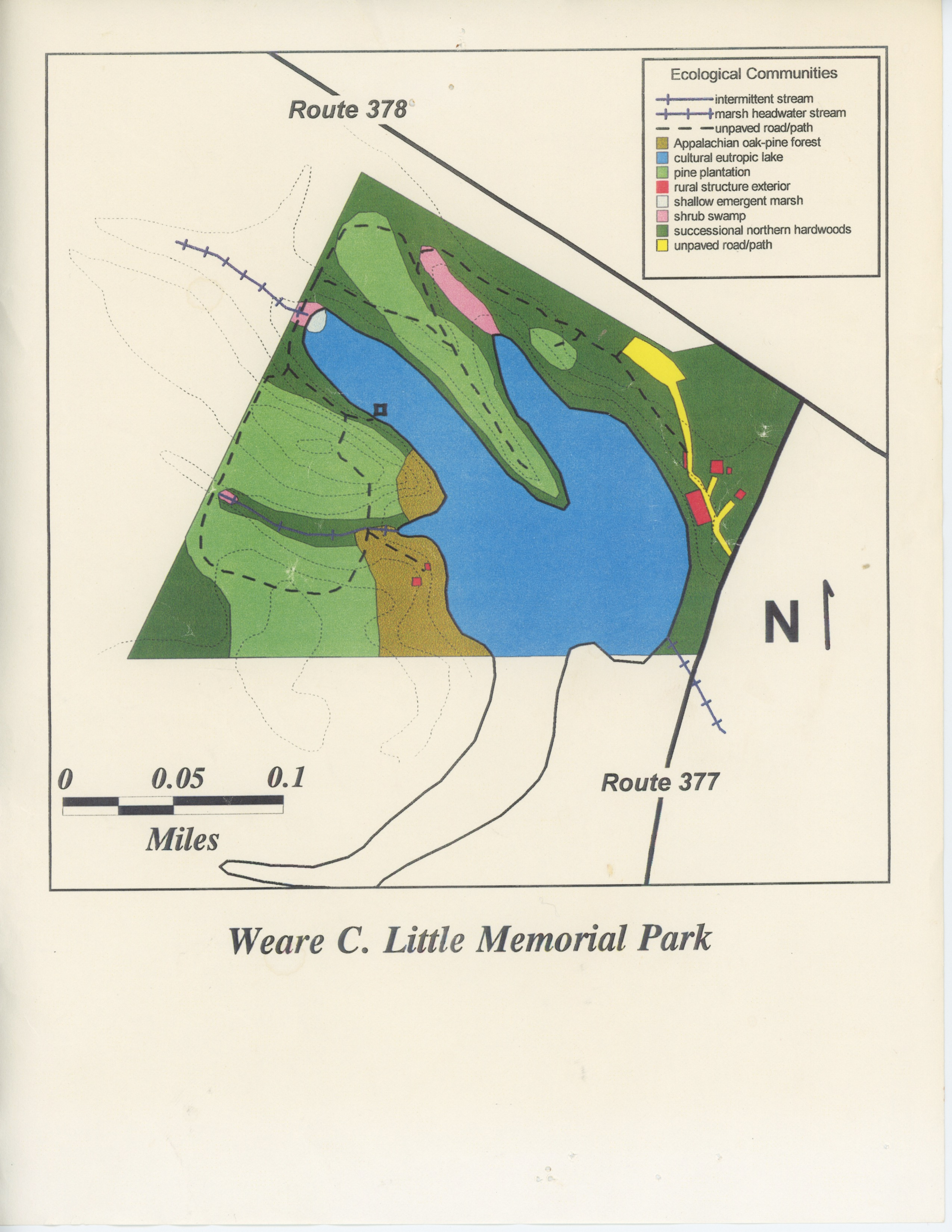 Map Ecological